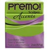 premo! Accents -- Bright Green Pearl