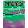 *Huhtikuun tarjous* premo! Accents -- Green Translucent (vihreä läpikuultava)