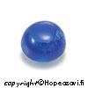Spinelli, Sininen (Blue), Pyöreä, Tasainen tausta 3mm, 2kpl