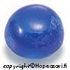 Spinelli, Sininen (Blue), Pyöreä, Tasainen tausta 5mm, 2kpl