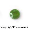 Jade, kapussi, pyöröhiottu, pyöreä, 8mm, 1kpl