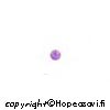 Kuutiollinen Zirkonia, Ametisti, pyöreä 2mm, 10 kpl