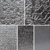 """Pintakuviointiin: Tekstuurilevyjä setti """"Artistinen B"""", 5 kpl, muovia, noin 12.5x10.5cm"""