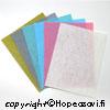 *Poistomyynti - huom. 5 karkeutta* Hiomapaperi, kiillotustyön viimeistelyyn, 5 karkeutta, 400-6000