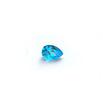 *Mallikappale-poistoale* Kuutiollinen Zirkonia, kuvassa #143, Topaasi (Sininen), PISARAN, 6x4mm, 1 kpl, huom ei kestä polttoa