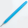 Filigraanitöihin: Quilling työkalu, kärjessä halkio, kärjen paksuus noin 1.6mm