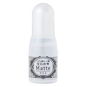 UV-hartsi viimeistelypinnoite 'MATTE' matta, 10ml