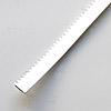 Hopeanauha 999, sahalaita, litteä, noin 2.5mm x 0.25mm, 15cm