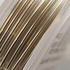 *ALE -20%* Artistic Wire, hopeoitu, laadukas kuparilanka, ei-tummuva, pehme�, 1mm, 6m kiekko, OVH 12.70