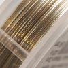 Artistic Wire, hopeoitu laadukas kuparilanka, ei-tummuva, pehmeä, 0.6mm, 9.14m kiekko