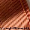 Kuparilanka, pehmeä, 0.8mm, 2m