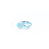 *Mallierä* Kuutiollinen Zirkonia, kuvassa #252, Akvamariini (Vaalea sininen), MARKIISI, 8x4mm, 1 kpl, huom ei kestä polttoa