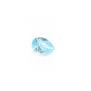 *Mallierä* Kuutiollinen Zirkonia, kuvassa #254, Akvamariini (Vaalea sininen), PISARAN, 6x4mm, 1 kpl, huom ei kestä polttoa