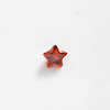 *Mallikappale-poistoale* Kuutiollinen Zirkonia, kuvassa #198, Garnettii, TÄHTI, 4x4mm, 1 kpl