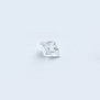*Mallikappale-poistoale* Kuutiollinen zirkonia, kuvassa #240, kirkas, TIMANTTI, 5x3mm, 1 kpl