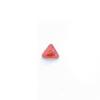 *Mallikappale-poistoale* Kuutiollinen zirkonia, kuvassa #736, oranssi, kolmio, 4x4mm, 1 kpl