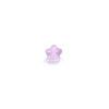 *Mallikappale-poistoale* Kuutiollinen zirkonia, kuvassa #719, pinkki, kukka, 4x4mm, 1 kpl