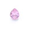 *Mallikappale-poistoale* Kuutiollinen zirkonia, kuvassa #722, pinkki, pisaran, 10x8mm, 1 kpl